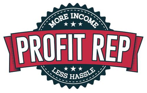 Profit Rep Logo